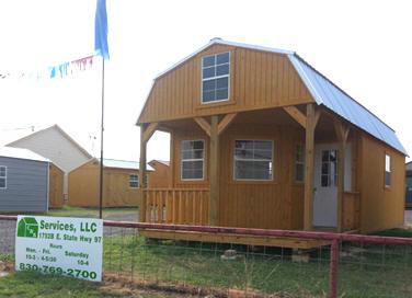 Portable Buildings Jourdanton, Texas Derksen Buildings C K Services